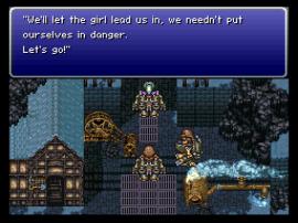 Final Fantasy VI (Japan) [En by RPGOne v1.2b] [All Bug Fixes]