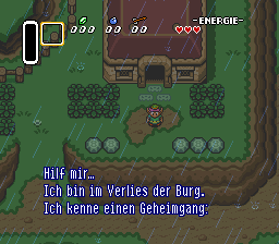 Legend of Zelda, The - A Link to the Past (Germany)