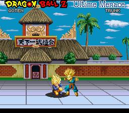Dragon Ball Z - Ultime Menace (France)