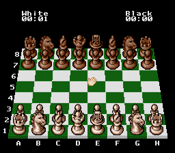 Chessmaster, The (Japan)