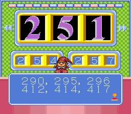 Numbers Paradise (Japan)