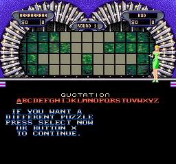 Wheel of Fortune - Deluxe Edition (USA)