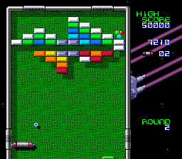 Arkanoid - Doh It Again (USA)