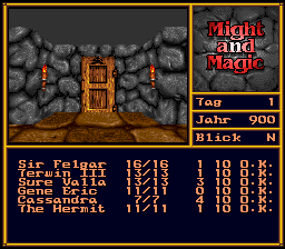 Might and Magic II - Gates to Another World (Germany)