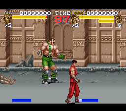 Final Fight 3 (Europe)