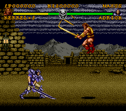 Battle Blaze (USA)