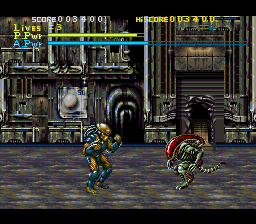Alien vs. Predator (USA)