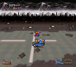 BS Chrono Trigger - Jet Bike Special (Japan)