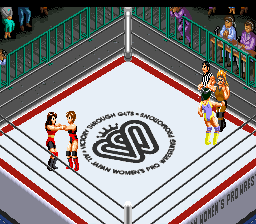 Fire Pro Joshi All Star Dream Slam (Japan)