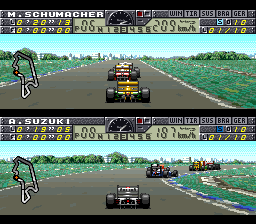 F1 Pole Position 2 (Europe)
