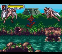 Marvel Super Heroes - War of the Gems (Japan)