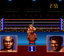 George Foreman's KO Boxing (Europe)