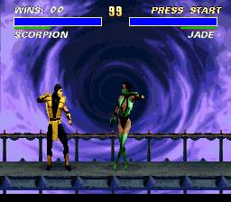 Ultimate Mortal Kombat 3 (Europe)