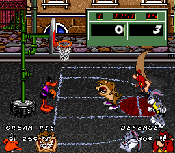 Looney Tunes Basketball (Europe)
