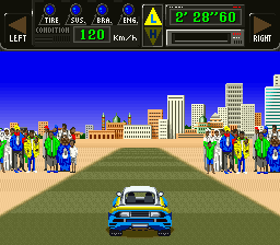 Big Run - The Supreme 4WD Challenge (Japan)