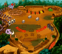 Timon & Pumbaa's Jungle Games (Europe)