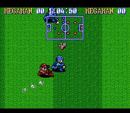 Megaman's Soccer (USA)