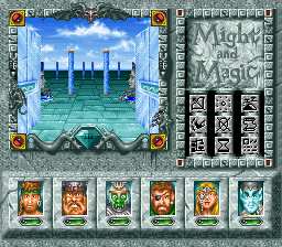 Might and Magic III - Isles of Terra (USA) (Beta)