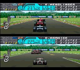 Human Grand Prix IV - F1 Dream Battle (Japan)