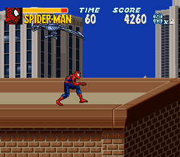 Amazing Spider-Man, The - Lethal Foes (Japan)