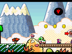 Super Mario World 2 - Yoshi's Island (USA)