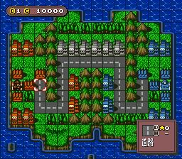Super Famicom Wars (Japan) (NP)