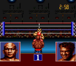 George Foreman's KO Boxing (USA) (Doritos Promo)