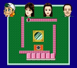 BS Nichibutsu Mahjong - Renshuu Mahjong - Nimantou (Japan)