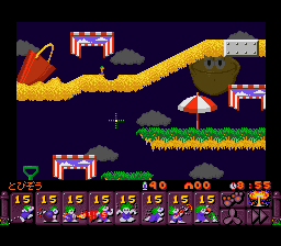 Lemmings 2 - The Tribes (Japan)
