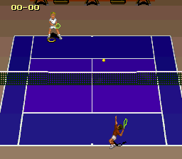 Jimmy Connors Pro Tennis Tour (USA)
