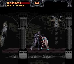 Batman Forever (Europe)