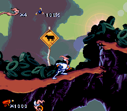 Earthworm Jim (Japan)