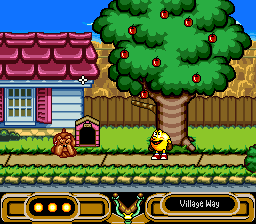 Pac-Man 2 - The New Adventures (Europe)