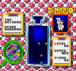 BS Dr. Mario (Japan)
