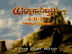 Wizardry I-II-III - Story of Llylgamyn (Japan) (NP) [En by Aeon Genesis v1.0]