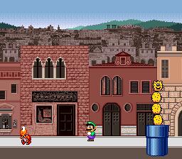 Mario is Missing! (Europe)