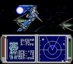 Kidou Senshi Gundam F91 - Formula Senki 0122 (Japan)