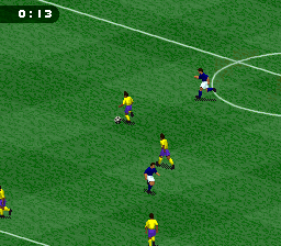 FIFA Soccer '96 (Europe) (En,Fr,De,Es,It,Sv)