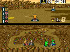 Super Mario Kart (Europe) (Rev 0A)
