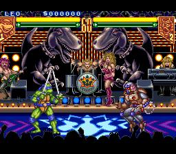 Teenage Mutant Ninja Turtles - Tournament Fighters (USA) (Beta)
