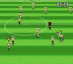 Takeda Nobuhiro no Super League Soccer (Japan)
