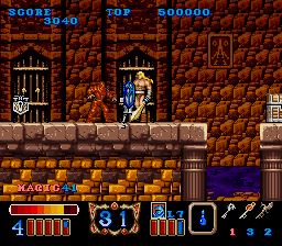 Magic Sword (Japan)