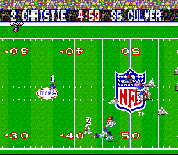 Tecmo Super Bowl (Japan)