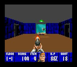 Wolfenstein 3D (Europe)
