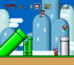 Super Mario World (USA)