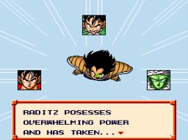 Dragon Ball Z - Super Saiya Densetsu (Japan) (Rev 1) [En by Klepto v0.96] (~Dragon Ball Z - Legend of the Saiyans) (Incomplete)