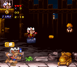 American Tail, An - Fievel Goes West (USA)