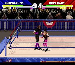 WWF WrestleMania (Europe)