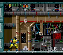 Wolverine - Adamantium Rage (Japan)