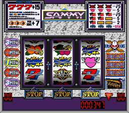 Jissen! Pachi-Slot Hisshouhou! (Japan)